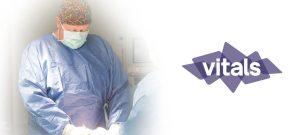 Dr. Jones - Vital Patient Award Winner